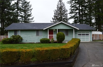 Everson Single Family Home Sold: 204 Cashmere Lane