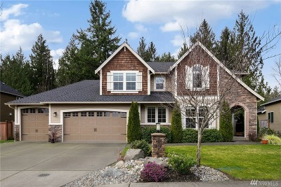 Lake Tapps WA Single Family Home For Sale: $659,000