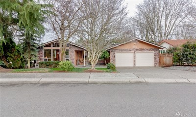 Federal Way Single Family Home For Sale: 3800 SW 313th St