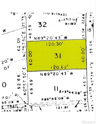 Bellingham WA Residential Lots & Land For Sale: $15,000