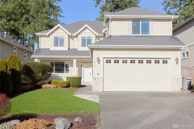 Renton Single Family Home For Sale: 4130 NE 27th Place