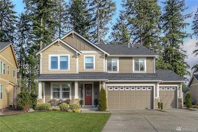 Thurston County Single Family Home For Sale: 4208 Abigail Dr NE