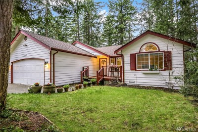 Gig Harbor Single Family Home For Sale: 14020 57th Ave NW