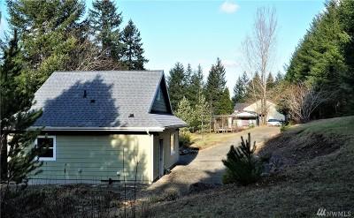 Shelton WA Single Family Home For Sale: $209,900
