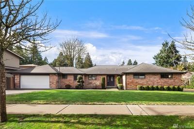 Kirkland Single Family Home For Sale: 8037 128th Ave NE