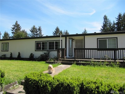 Spanaway Single Family Home Contingent: 3404 248th St Ct E