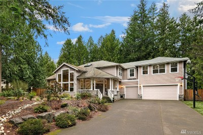 Sammamish Single Family Home For Sale: 245 223rd Place NE