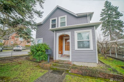 Enumclaw Single Family Home For Sale: 1500 Washington Ave