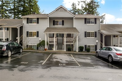 Mountlake Terrace Condo/Townhouse For Sale: 23319 Cedar Wy #K203