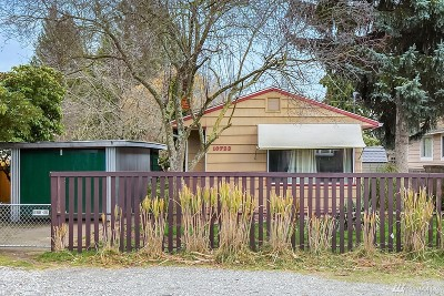 Seattle Single Family Home For Sale: 10722 Dayton Ave N