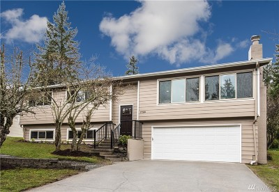 Bellevue Single Family Home For Sale: 17320 NE 15th St