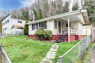 Clinton Single Family Home Sold: 4739 Glendale Rd