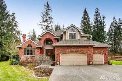 Maple Valley Single Family Home For Sale: 20919 SE 213th St
