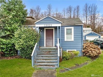 Tukwila Single Family Home For Sale: 13021 33rd Ave S