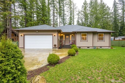 Maple Falls Single Family Home Sold: 8627 Golden Valley Dr