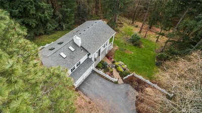 Newcastle Single Family Home For Sale: 11827 SE 89th St