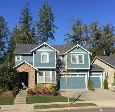 Lacey Single Family Home For Sale: 9311 Earhart St NE