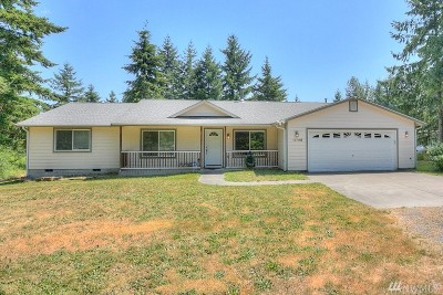 Rainier Single Family Home For Sale: 11706 Snowcap Lane SE