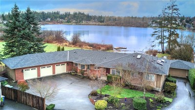 Snohomish Single Family Home For Sale: 818 13th St