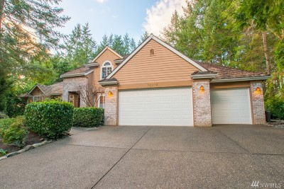 Gig Harbor Single Family Home For Sale: 13212 Muir Dr NW