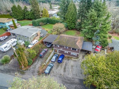 Bellingham Multi Family Home For Sale: 4304 Frances Ave