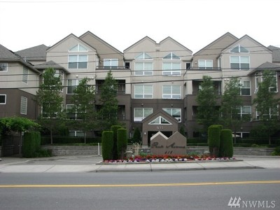 Condo/Townhouse Sold: 615 6th St #108