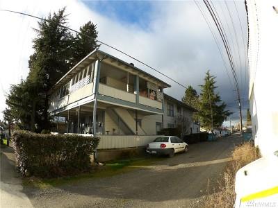Centralia Multi Family Home For Sale: 111 W 3rd St