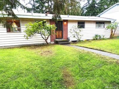Shoreline Single Family Home For Sale: 334 NE 175th St