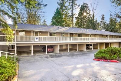 Bellevue Condo/Townhouse For Sale: 14445 NE 40th St #D102