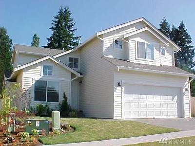 Lynnwood Single Family Home For Sale: 1509 179th St SW