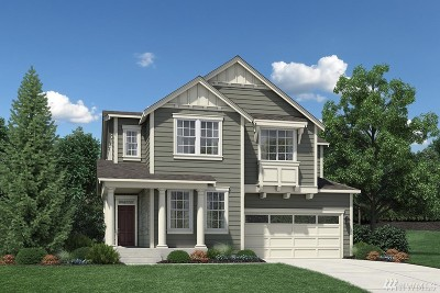 Sammamish Single Family Home For Sale: 1437 241st Ave NE #Lot75