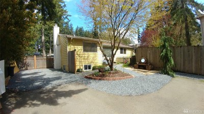 Edmonds Single Family Home For Sale: 10127 238th St SW