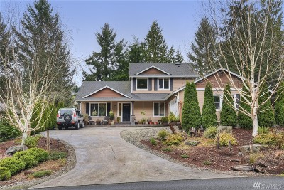 Port Ludlow WA Single Family Home For Sale: $435,000