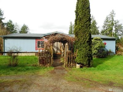 Rochester WA Single Family Home For Sale: $320,000