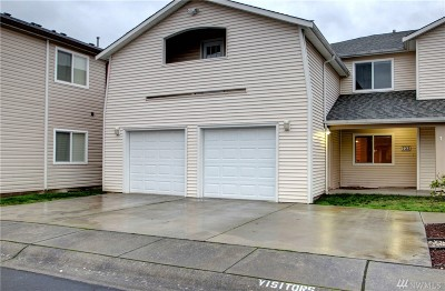 Sedro Woolley Condo/Townhouse Sold: 733 Cascade Palms Ct