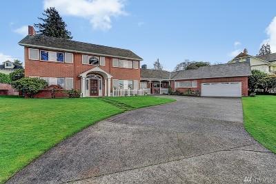 Everett Single Family Home For Sale: 1715 Grand Ave