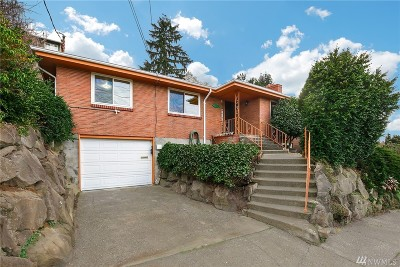 Seattle Single Family Home For Sale: 2465 S Edmunds St