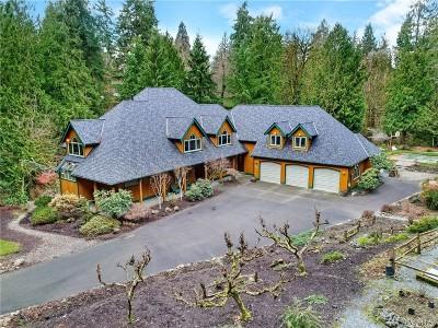 Edgewood Single Family Home For Sale: 9615 31st St E