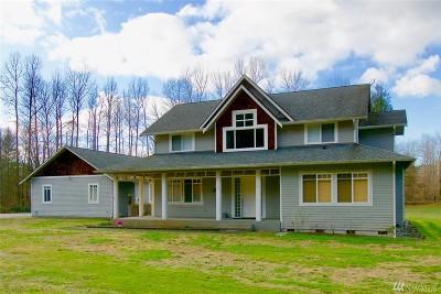 Bonney Lake Single Family Home For Sale: 12401 153rd Ave E