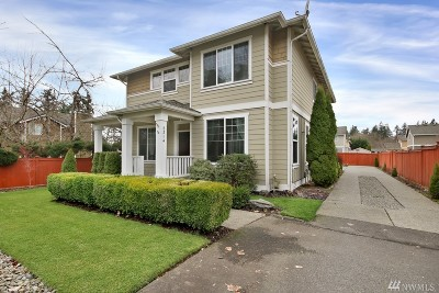 Puyallup Single Family Home For Sale: 6314 122nd St Ct E