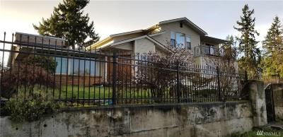 Pierce County Single Family Home For Sale: 6836 S Alaska