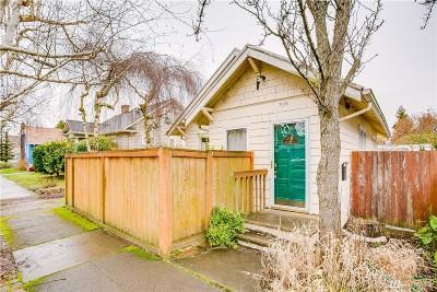 Single Family Home For Sale: 709 N Cedar St