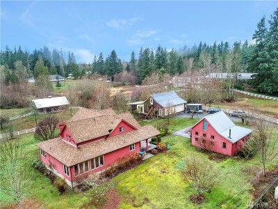 Kent Single Family Home For Sale: 22849 172nd Ave SE
