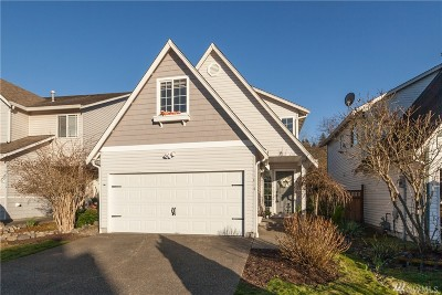 Bonney Lake Single Family Home For Sale: 11014 185th Ave E