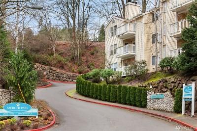 Bellevue Condo/Townhouse For Sale: 2720 118th Ave SE #302
