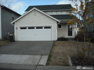 Thurston County Rental For Rent: 14848 99th Wy SE