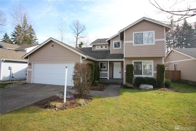 Puyallup Single Family Home For Sale: 12926 168th St Ct E