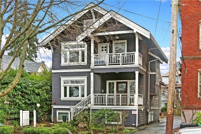 King County Single Family Home For Sale: 1014 E Denny Wy