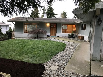 Edmonds Single Family Home For Sale: 9133 184th St SW