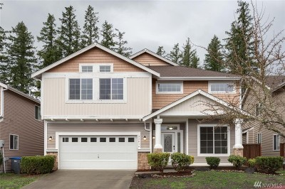Maple Valley Single Family Home For Sale: 24014 SE 281st St